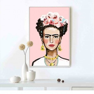Frida Kahlo Posters and Prints Canvas Painting