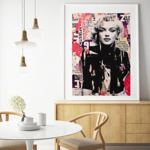Decoracion Marilyn Monroe Posters and Prints